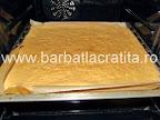 Prajitura televizor preparare reteta blat pufos de pandispan in cuptor