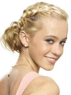 world style braided hairstyle