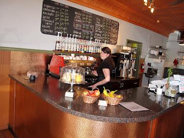 Gurley Street Coffee.