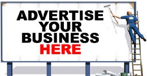 Advertise Here - Call 07708 862879