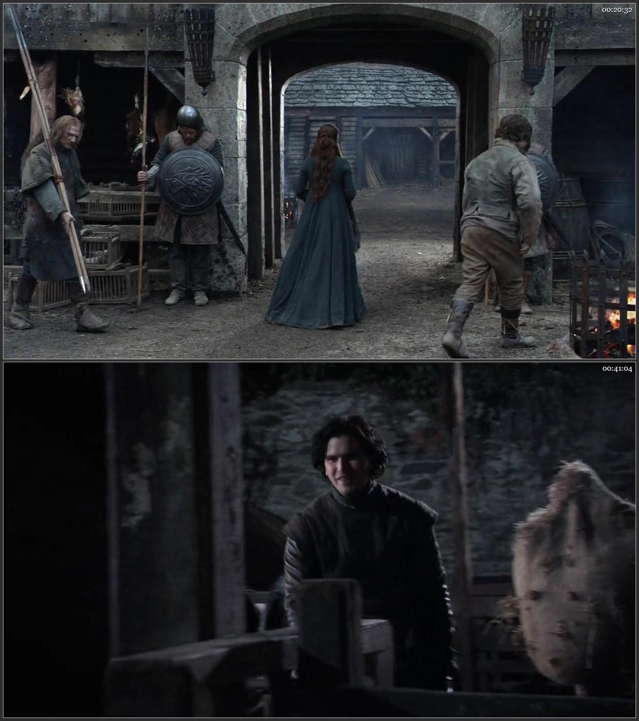 Game of Thrones Season 01 Complete Dual Audio Hindi ENG BluRay 720p