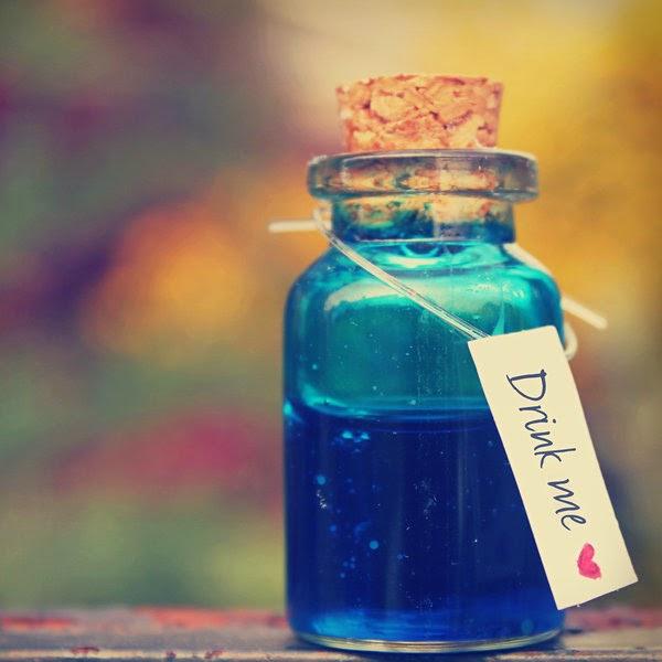 Drink Me Potion - Alice in Wonderland