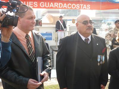 SMEN(RE)Roberto Borello y SIEN(RE)Oscar Guzman