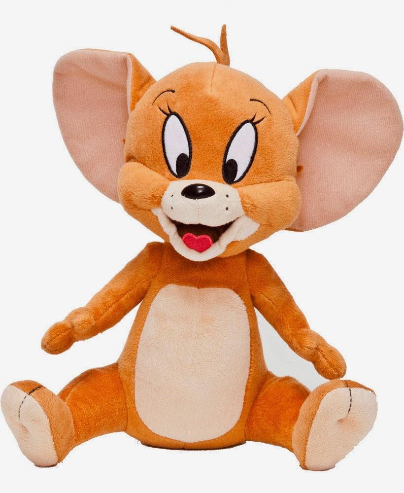 Peluche Ratón Jerry