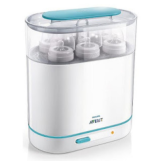 ADVENT 3 in 1 Baby Sterilizer