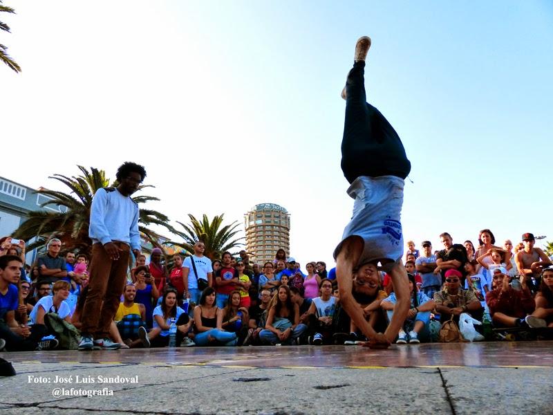 lo mejor del Hip Hop se reúne en el auditorio Alfredo Kraus, Las palmas de Gran Canaria