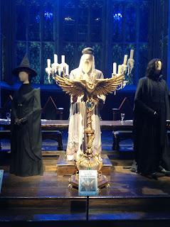 Albus Silente costume di scena Harry Potter Londra