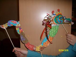 Activit s pour pr parer le nouvel an chinois nouvel an - Comment dessiner un dragon chinois ...