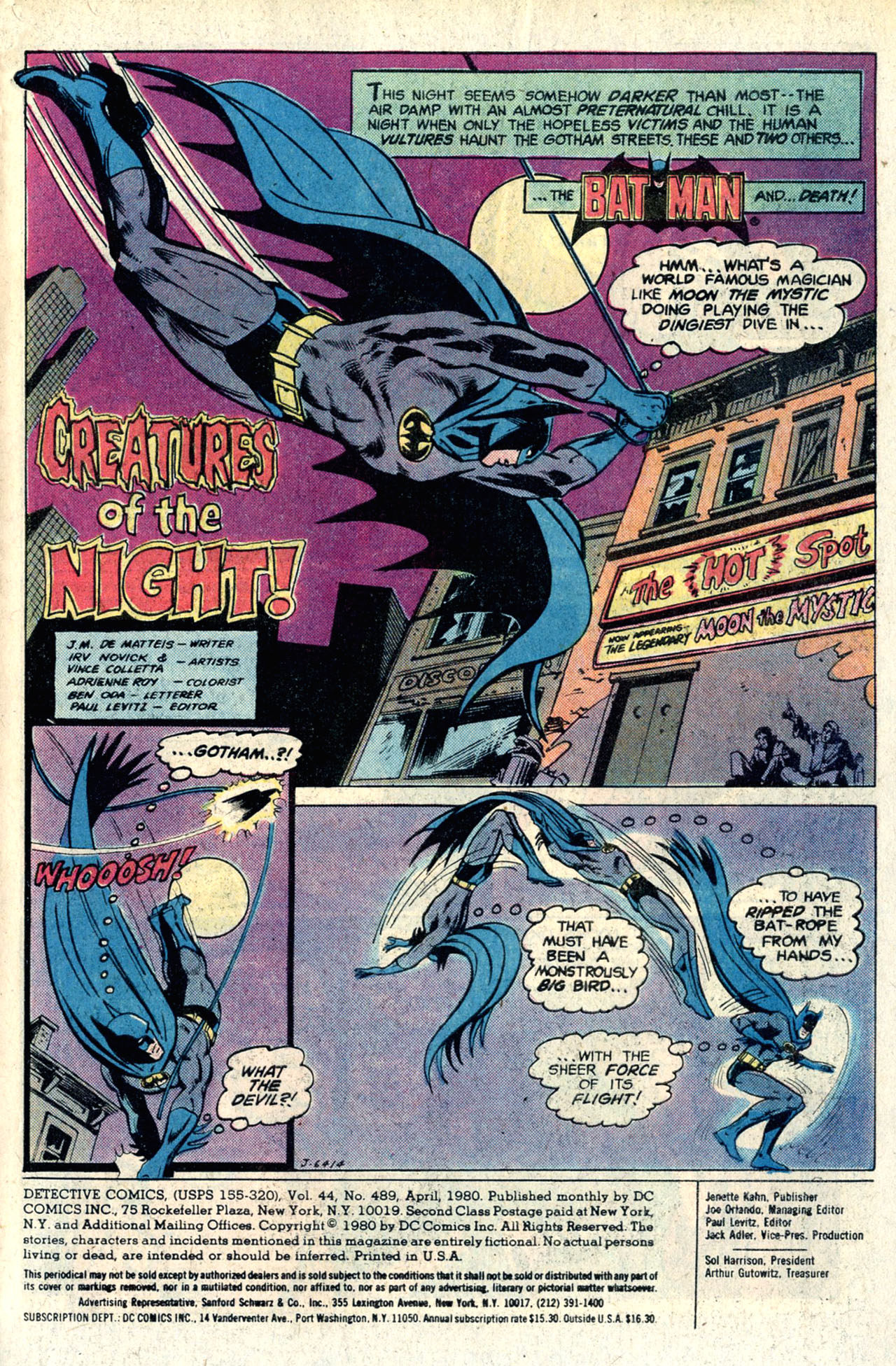 Detective Comics (1937) Issue #489 Page 3