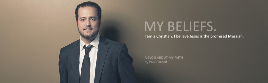 My Faith in Jesus Christ