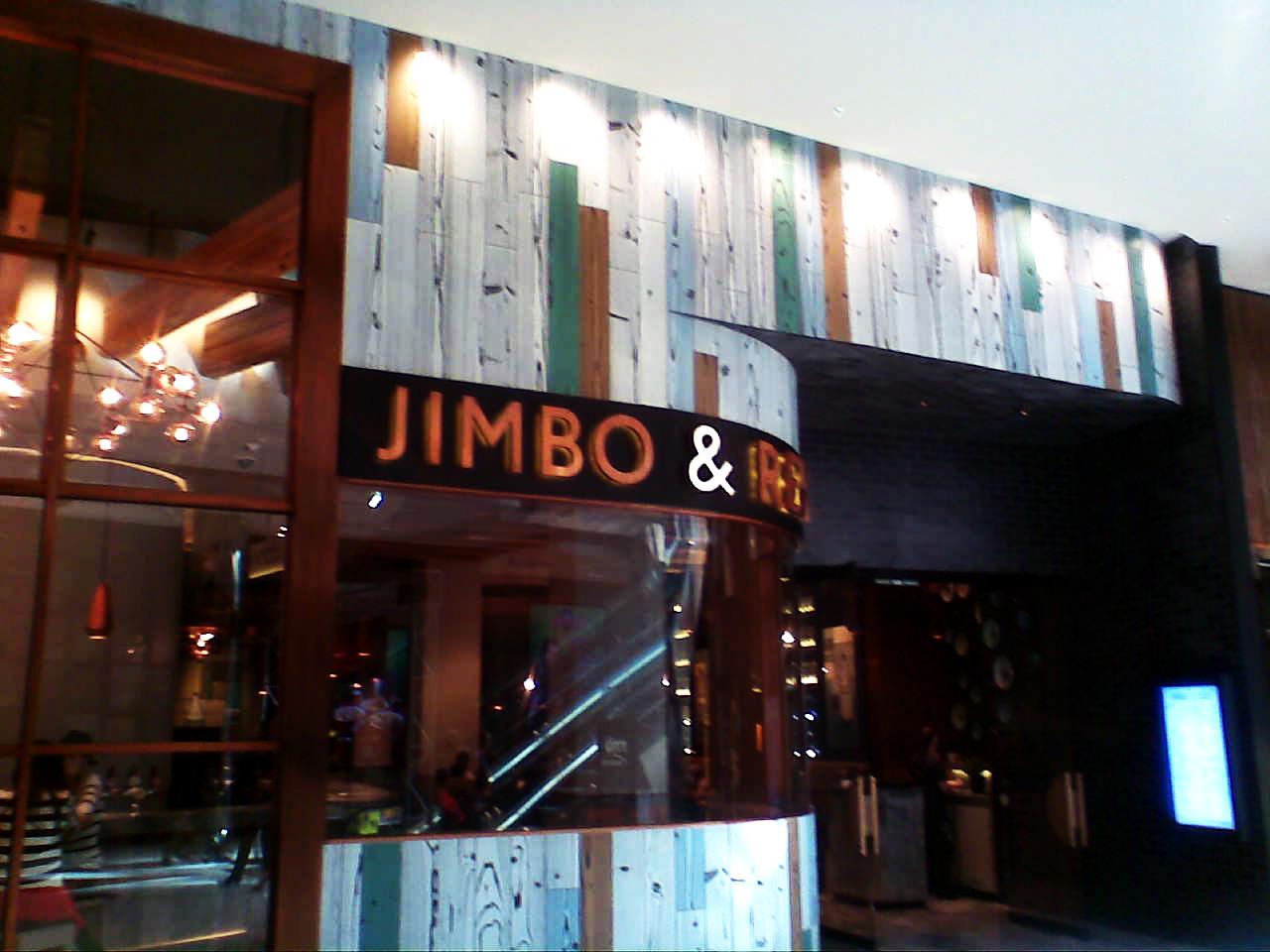 Jimbo S Naturally Catering Menu