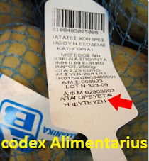 codex Alimentarius