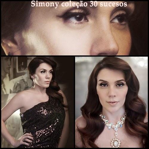 CD SIMONY COLEÇÃO 30 SEUCESSOS