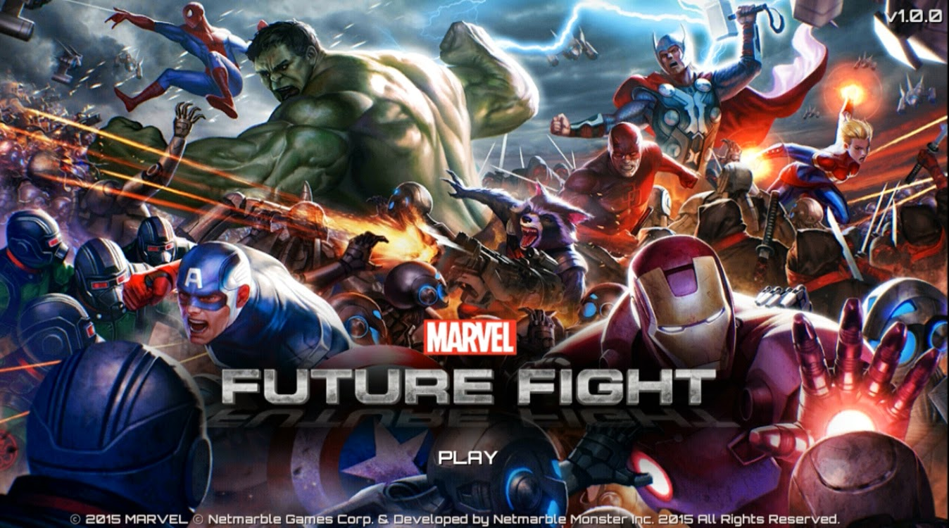 MARVEL Future Fight Gameplay IOS / Android