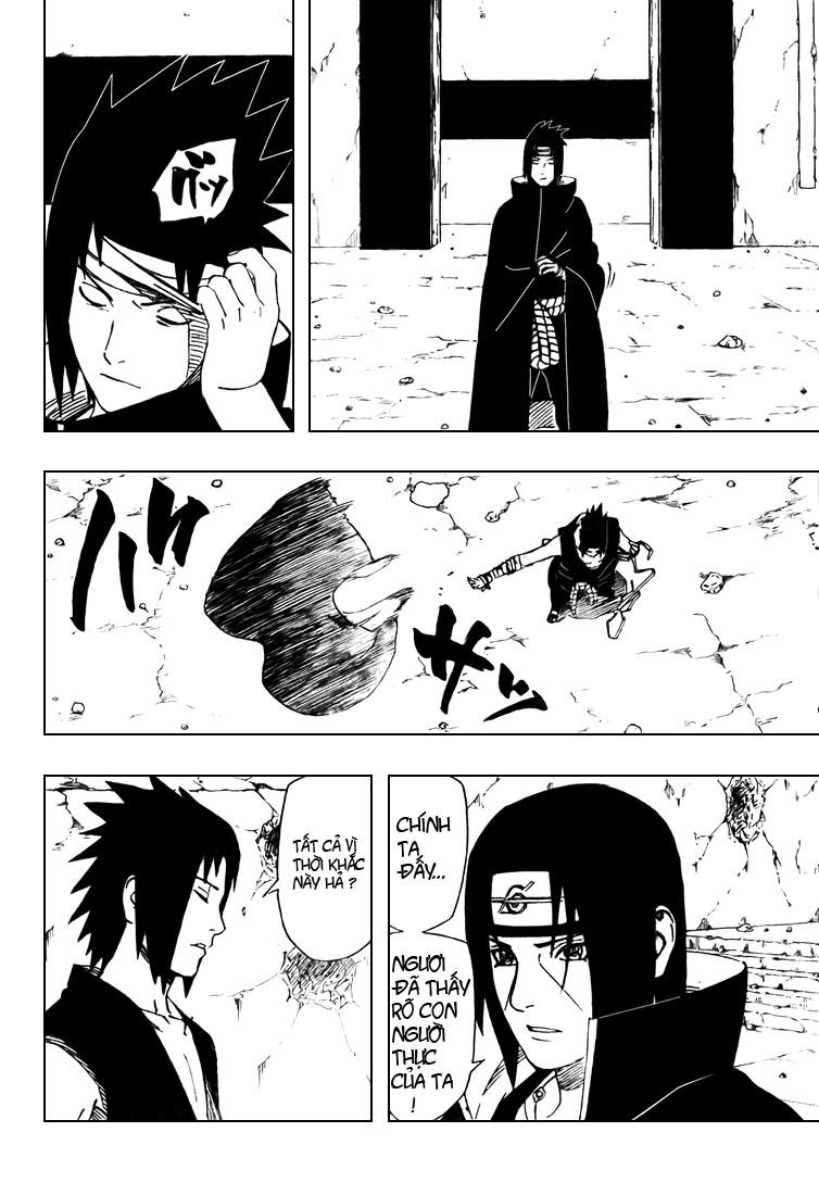 Naruto chap 386 Trang 16 - Mangak.info