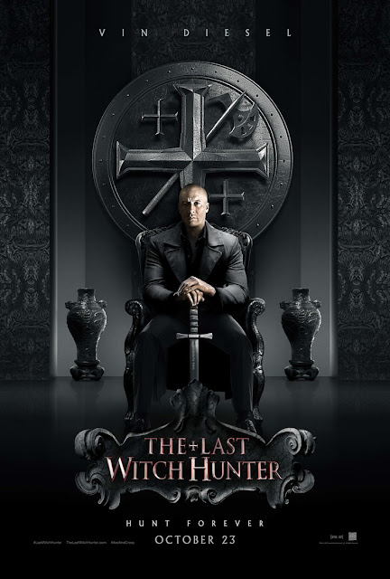 The Last Witch Hunter (2015) ταινιες online seires xrysoi greek subs