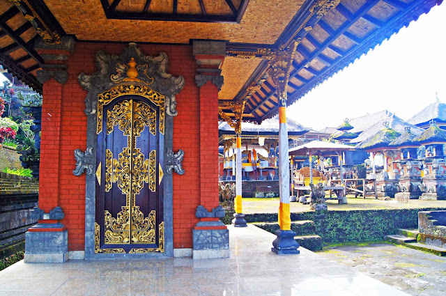 Templos de Pura Besakih