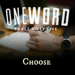 OneWord2014 - Choose
