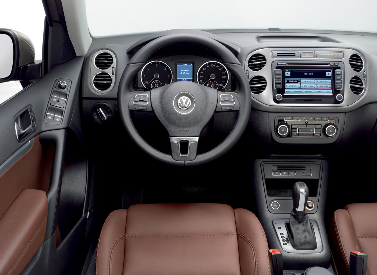 2013 Volkswagen Tiguan | Car Review, Price, Photo and ...