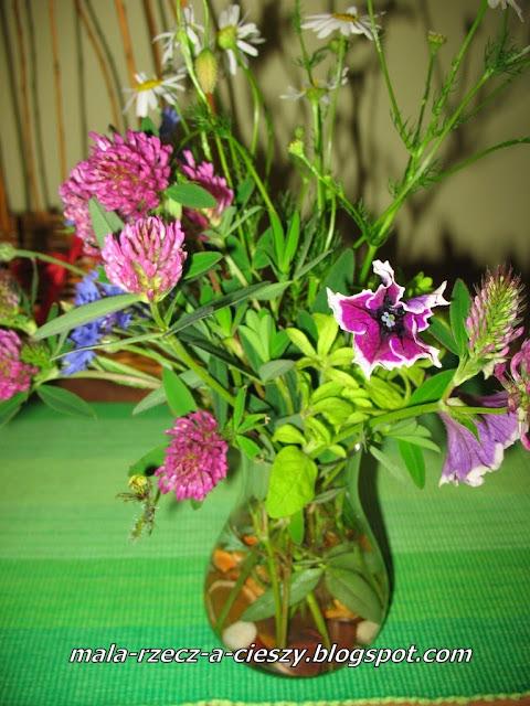 Szybka metamorfoza wazonu
