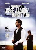 El asesinato de Jesse James por el cobarde Robert Ford (2007) ()