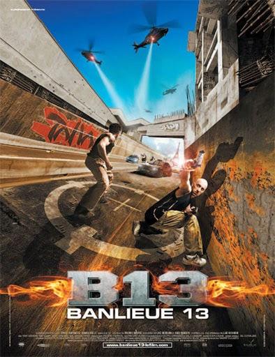 Ver Distrito 13 (Banlieue 13) (2004) Online