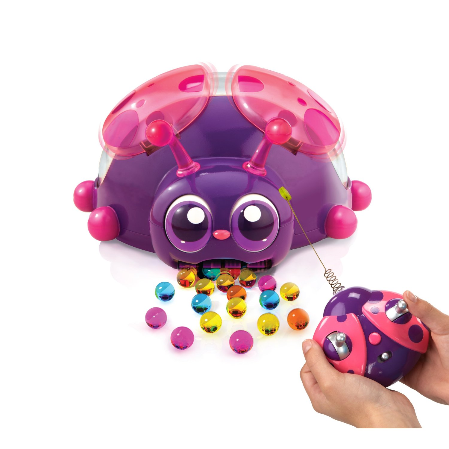 Girl Toys For 9 And Up : My springfield mommy orbeez the rc ladybug scooper