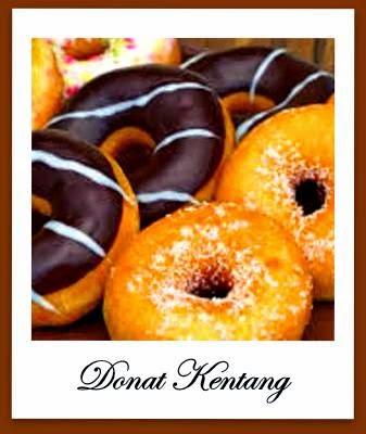 Resep Donat Kentang Empuk Lembut dan Praktis | Resep Masakan Indonesia ...