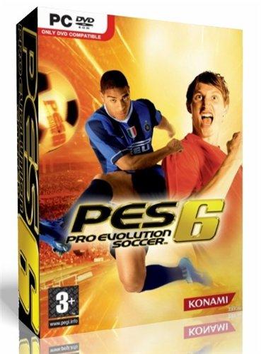 Download Game Komputer Gratis: Pro Evolution Soccer 6 (Rip ...