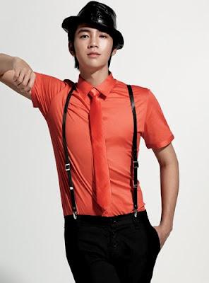 Asian Men Vintage Style