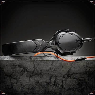 songlong media, tai nghe V-Moda XS