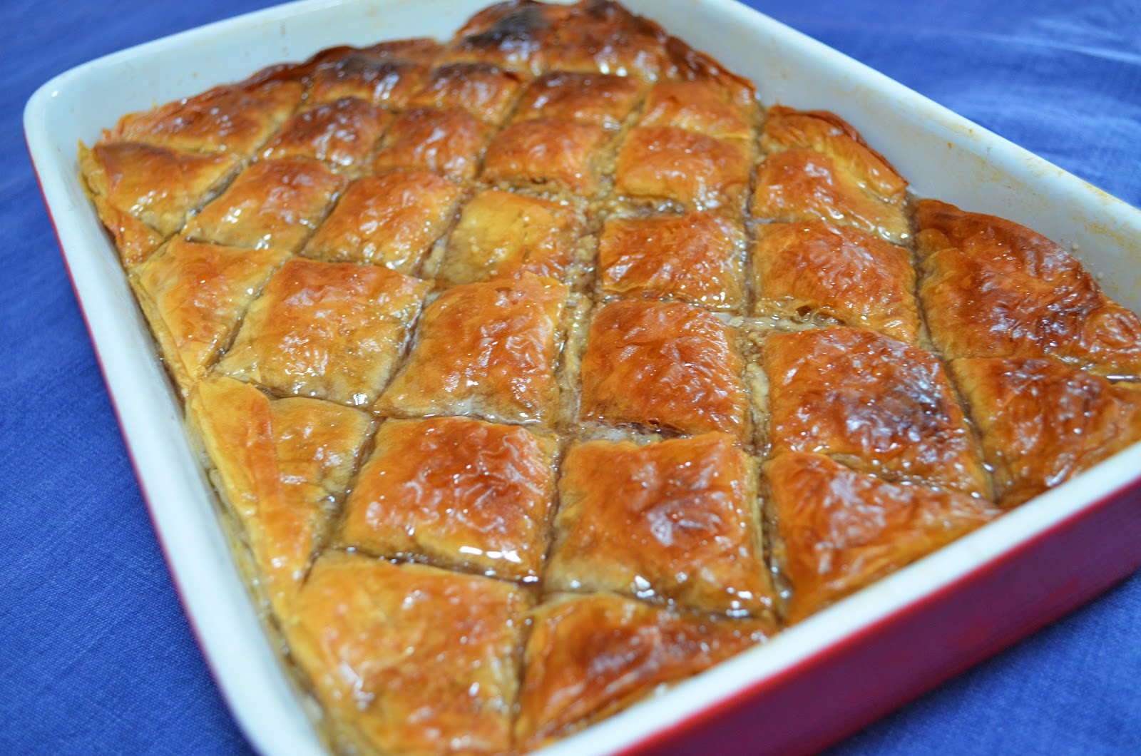 Gormandize bosnian walnut baklava tuesday 27 march 2012 forumfinder