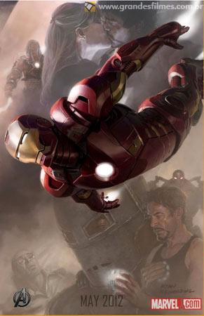 Os Vingadores - Homem de Ferro
