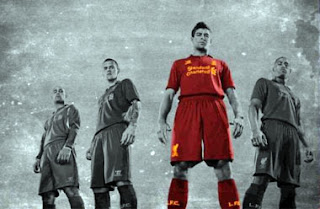 Jersey Terbaru Liverpool Musim 2012/2013