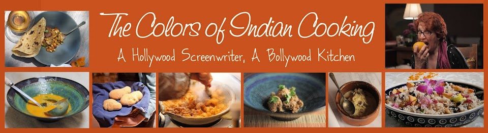 The Colors Of Indian Cooking: Where I've been...
