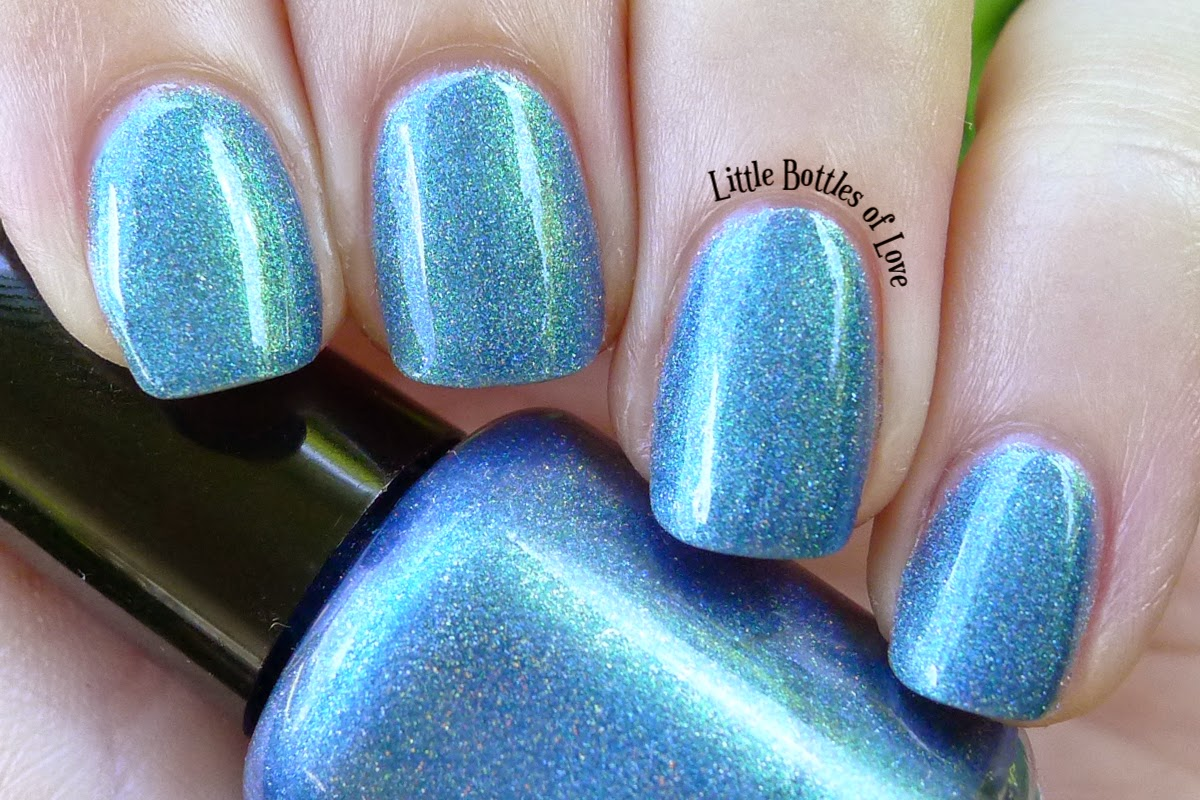 Polishnv - Mermaid Tears Swatch