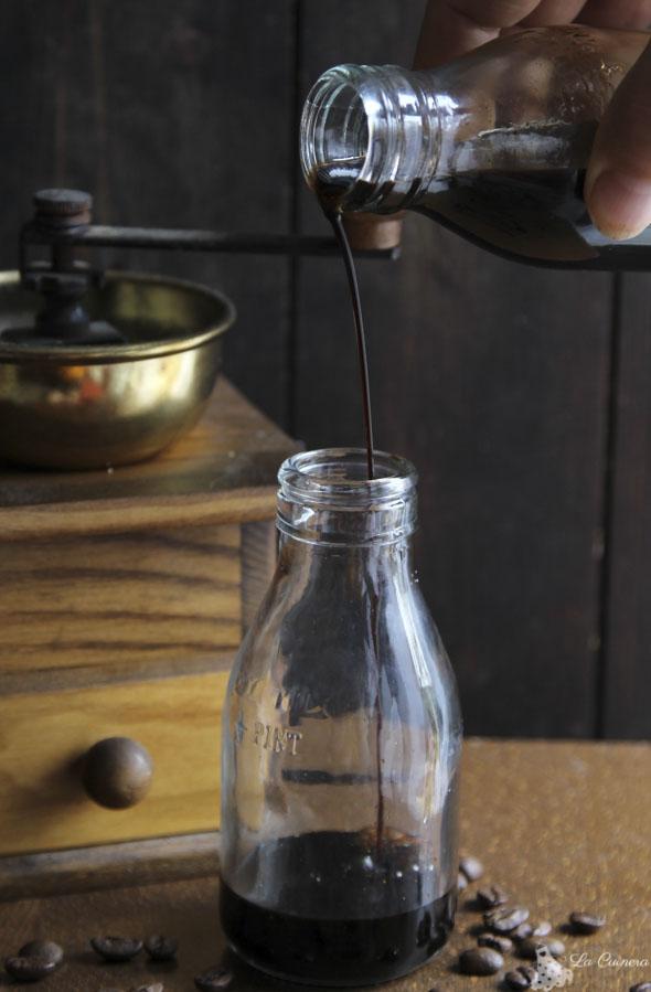 Como hacer extracto de café