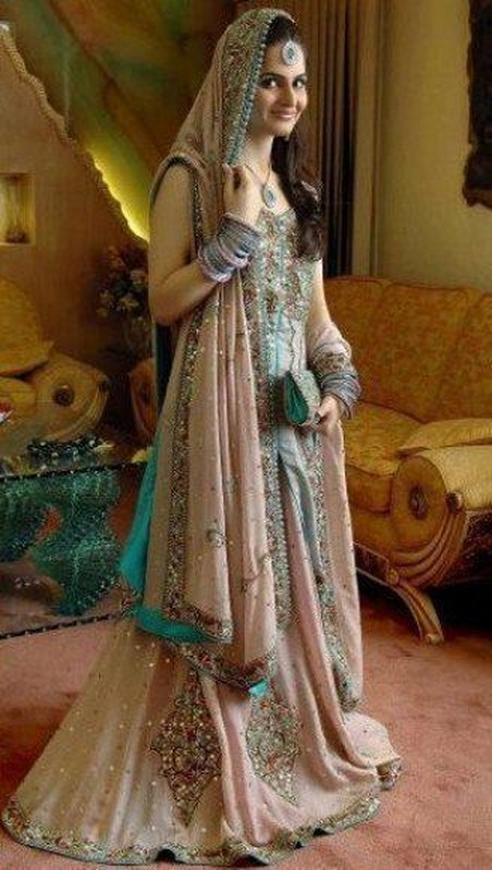 Pakistani Wedding Dresses Images 64 Popular Pakistani Bridal Dresses