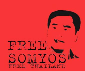 Free Somyot; Free Thailand