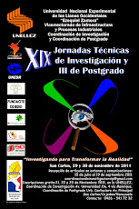 XIX JORNADAS TCNICAS DE INVESTIGACIN Y III DE POSTGRADO
