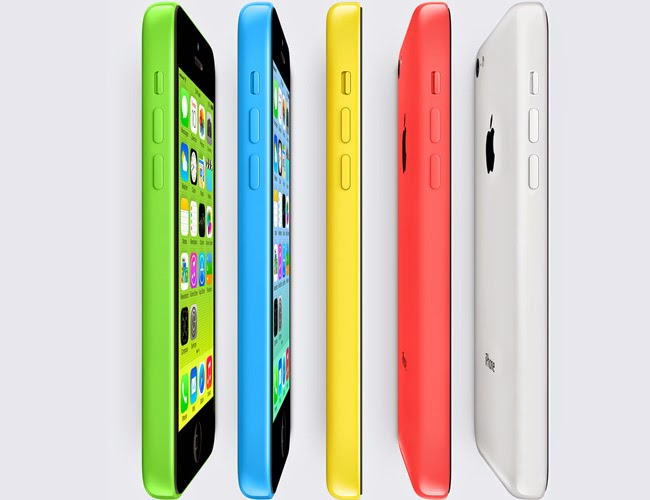 APPLE IPHONE 5C WITH 8GB