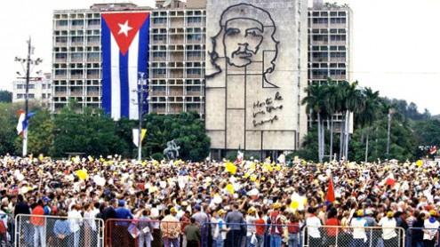 Visita do Papa é a chave da diplomacia norte-americana para levantar o bloqueio a Cuba