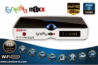 ATUALIZAÇÃO CINEBOX MAXX HD 3 TUNNERS BAIXAR 15.05.15