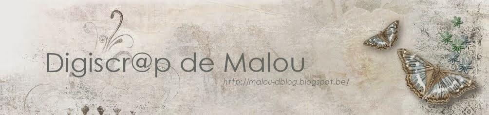 Le digiscrap de Malou