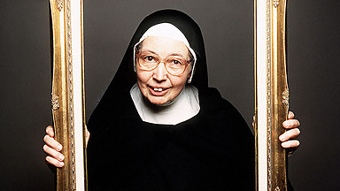 real presence beckett sister wendy
