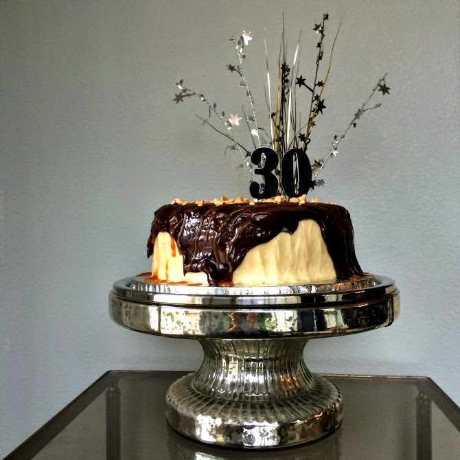 The Holland House: Snickers Cake