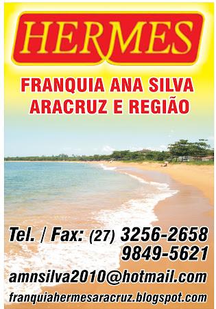 Franquia Hermes Aracruz e Região