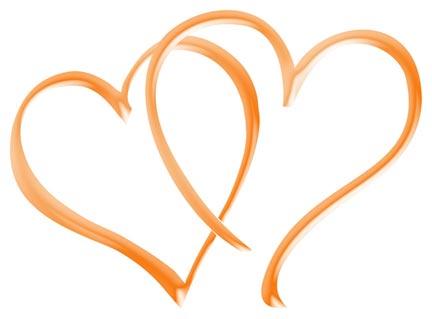 hình ảnh về tình yêu đẹp lãng mạn dễ thương, trái tim đôi