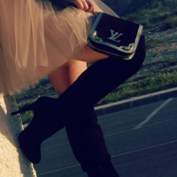 faldas de tul o tutú
