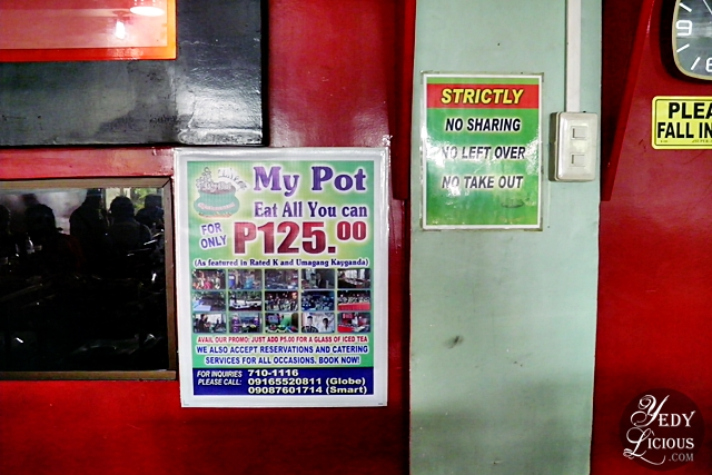 My Pot Eat-All-You-Can Antipolo City